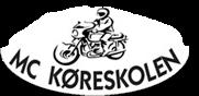 MC køreskolen logo